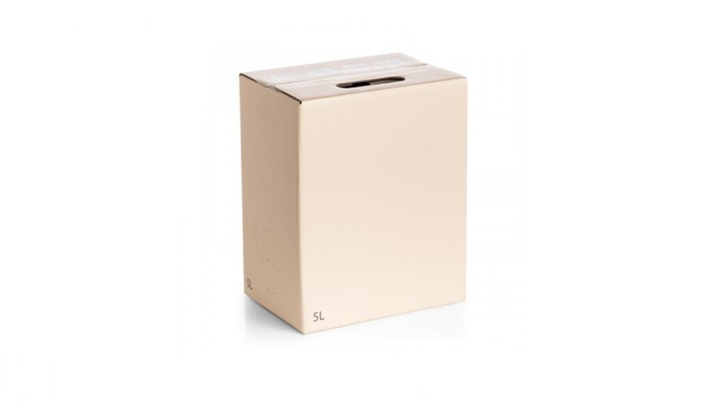 Bag-in-box 5 Lt. - só caixa