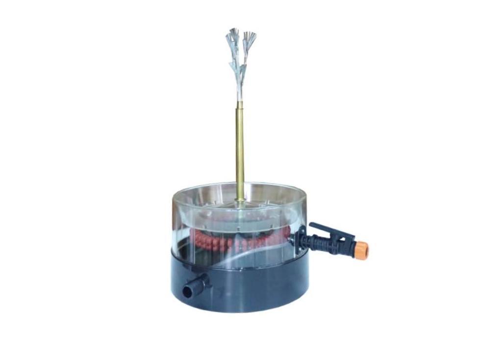 Lava garrafas hidraulico