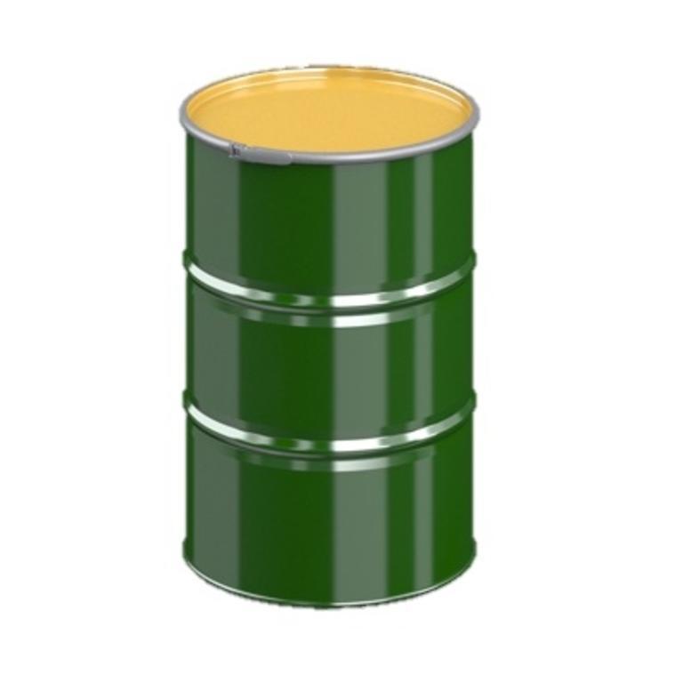 Bidão chapa verde p/300kg mel
