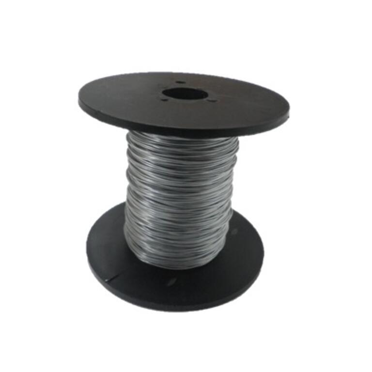 Bobine de arame p/quadros 250 gr (zincado)
