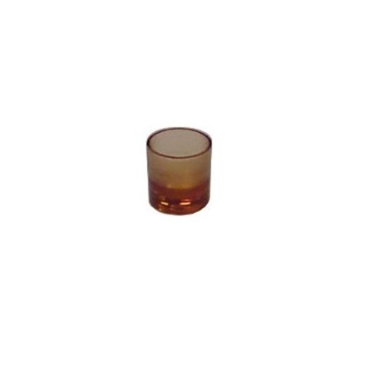 Cúpula CNE3 (castanho transparente)