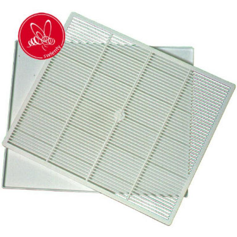 Estrado lusit/rever–detenção varroa (plástico)