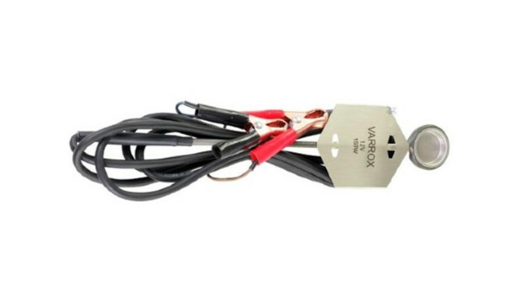 Evaporizador electrico p/ acido oxalico