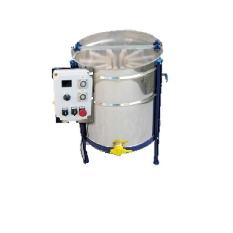 Extractor Eléctrico Radial c/ variador 20 quadros