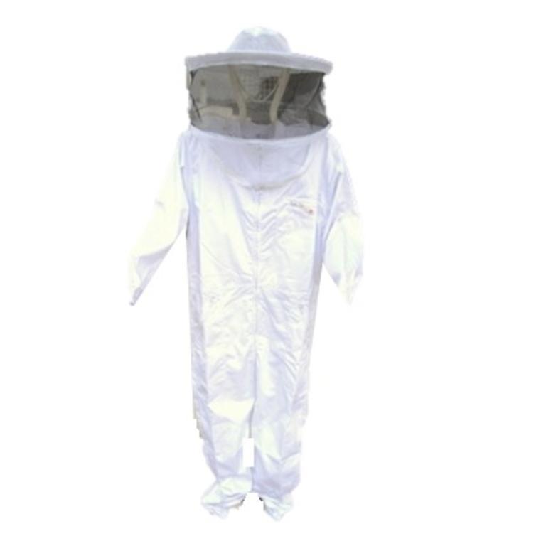 Fato apicultor c/máscara redonda c/fecho Swienty