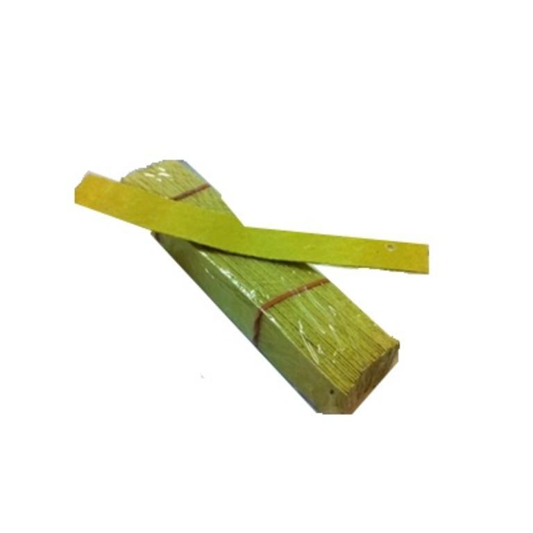 Mechas enxofre (conjunto 25 tiras) (PED)