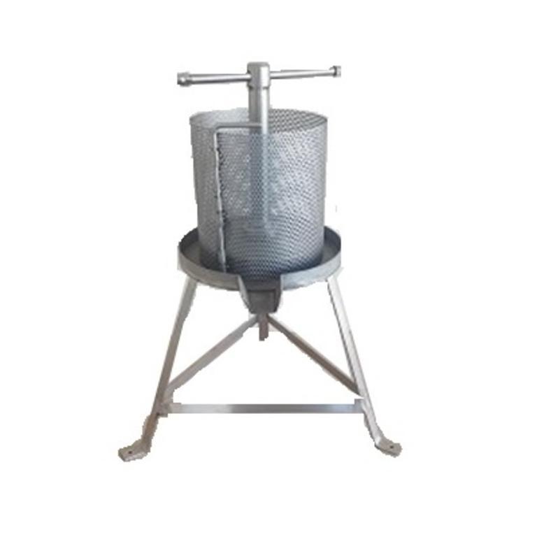 Prensa rede inox 20 litros (PED)