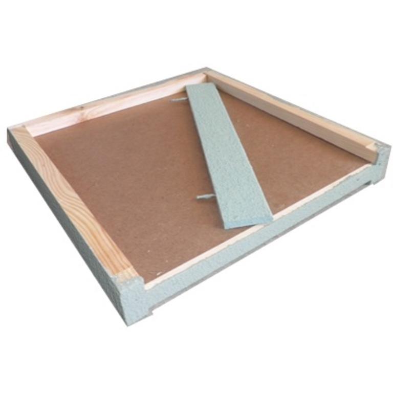 Estrado/fundo colmeia lusitana ou reversível