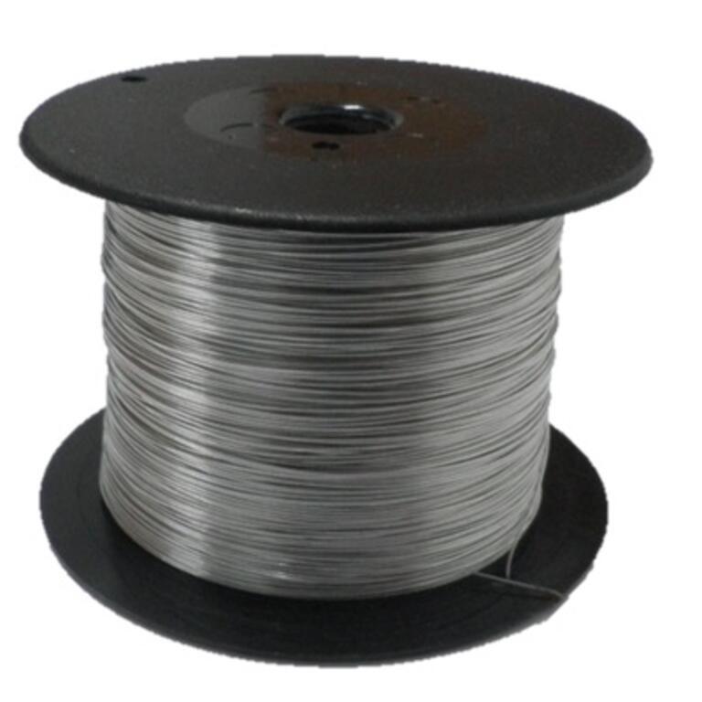 Bobine de arame p/quadros 1000 gr (zincado)