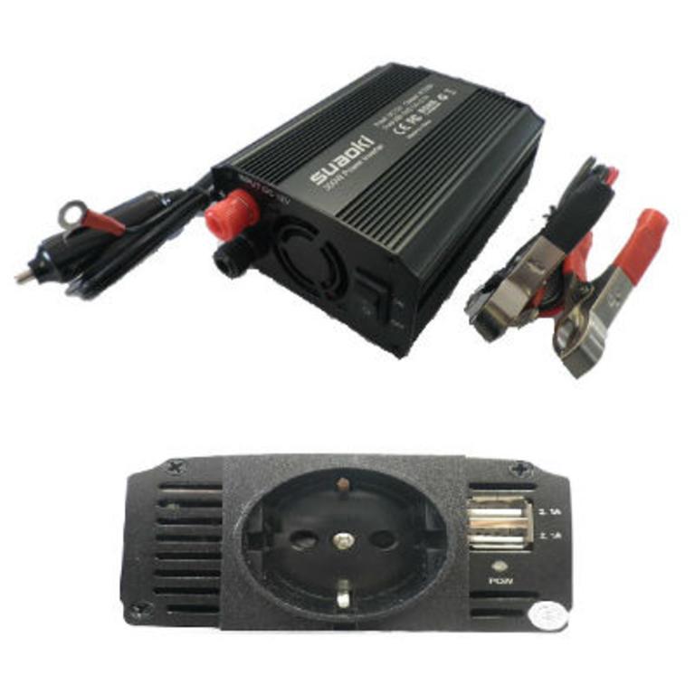 Conversor 12V -> 120V. 300W