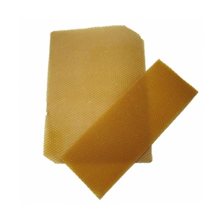 Cera moldada em placas kg: 1/2 alça