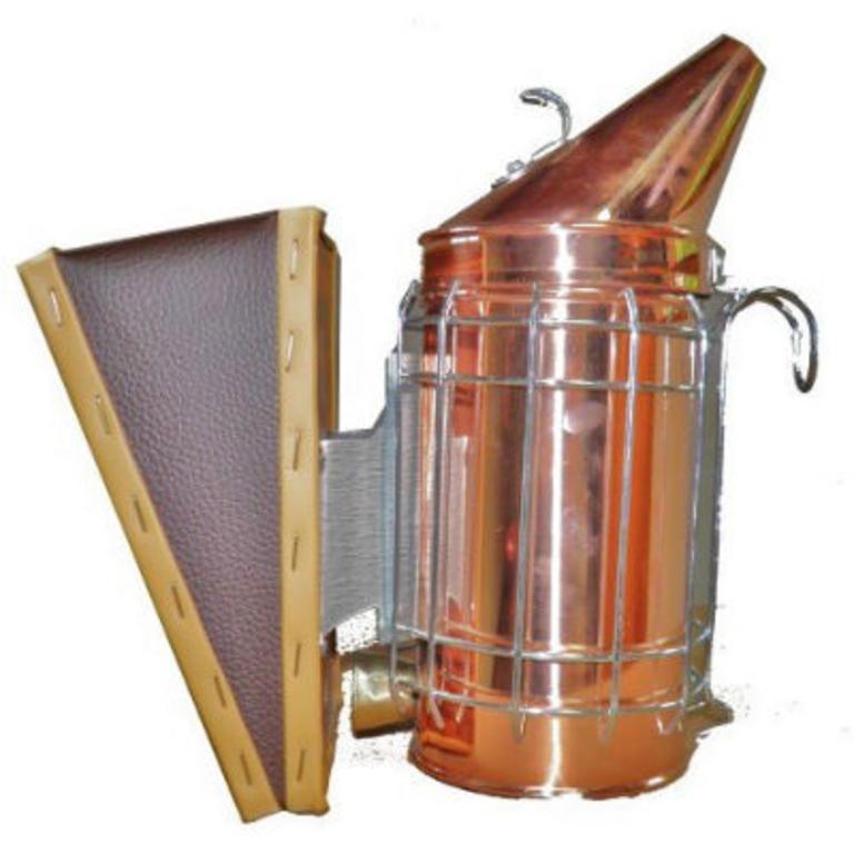 Fumigador em cobre c/protecçao