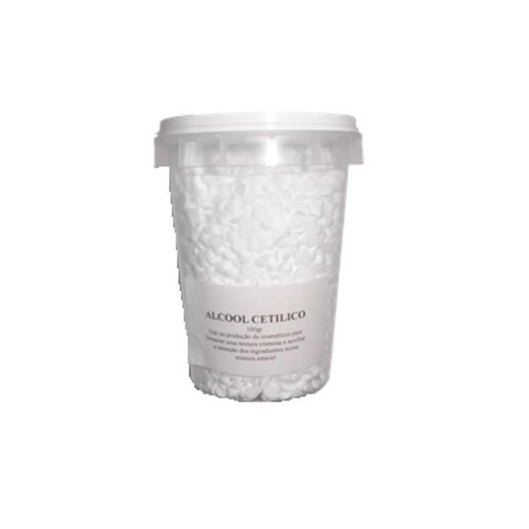 Alcool cetilílico (cetoestearilco) 100gr