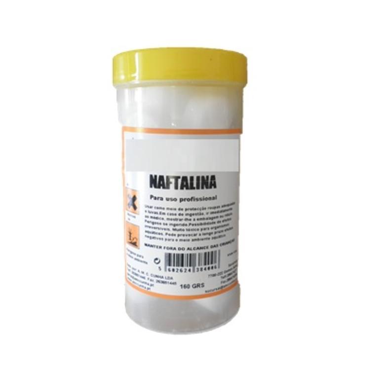 Naftalina bolas  +/- 160gr