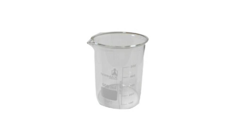Copo vidro forma baixa 600ml