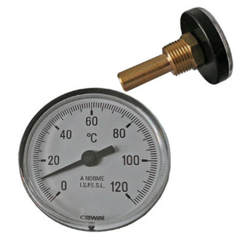 Termómetro para Alambique