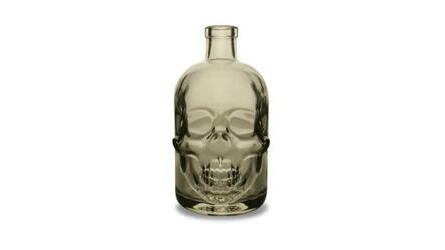 Pirata Schadel 500ML (Caveira)