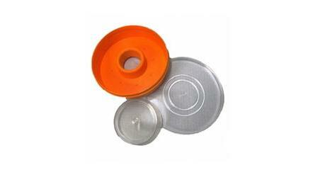Alimentador plástico p/1Kg