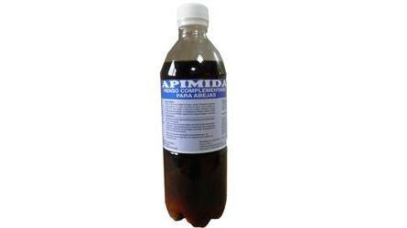 Apimida 500ml - Estimulante de Rainha