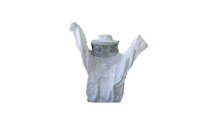 Casaco apicultor Swienty c/máscara redonda c/fecho