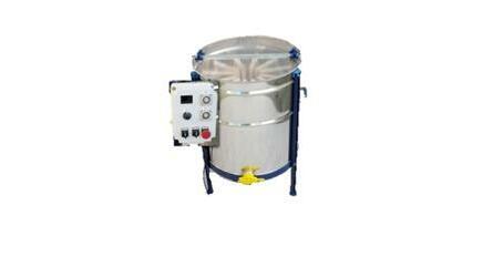 Extractor Eléctrico c/ variador Radial 12 Quadros