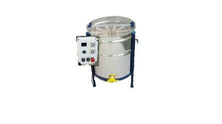 Extractor Eléctrico Radial c/ variador 44 quadros