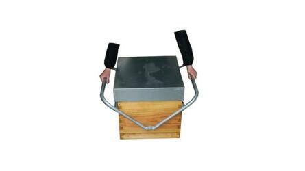 Suporte em metal para transporte colmeias (PED)