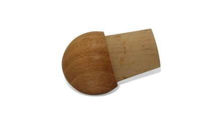 Rolha especial bola de madeira grande