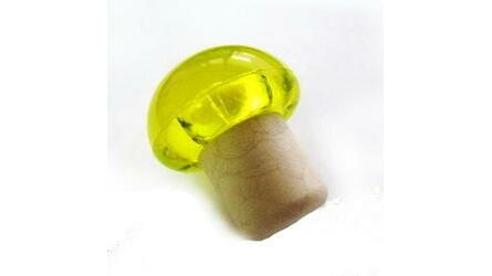 Rolha Especial Cogumelo Amarelo