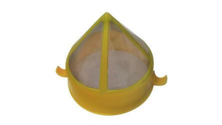 Coador mel plástico cónico