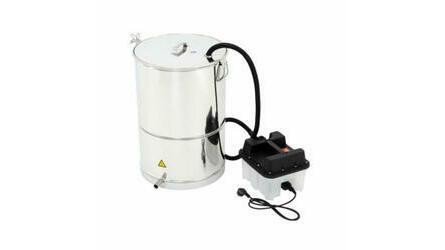 Caldeira eléctrica p/cozer cera Swienty - 104419