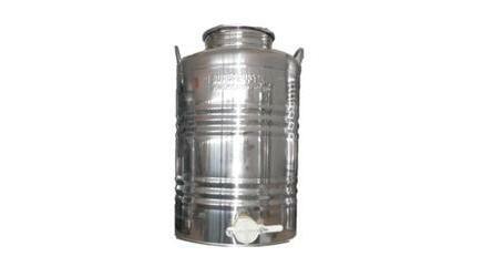 Cuba inox para mel 100 Litros