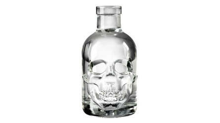 Pirata Schadel 200ML (Caveira)