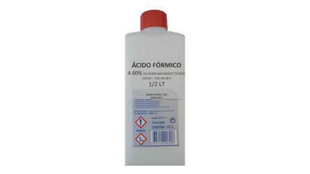 Acido Formico 1/2 Lt.