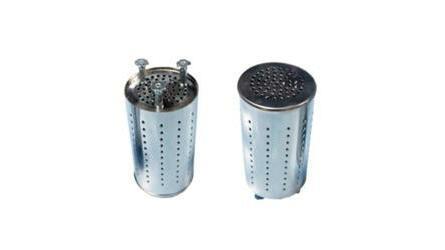 Protecção anti-fagulhas p/fumigador