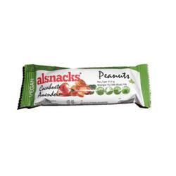 Barra de cereais de Amendoim